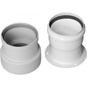 Переходной комплект BAXI для забора воздуха и отвода продуктов сгорания HT (KHG 71405911)