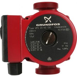 Циркуляционный насос Grundfos UPS 25-40 циркуляционный одинарный насос grundfos ups 40 60 2 f 96401915