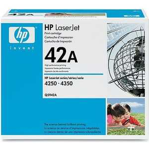 Картридж HP Q5942A free shipping maintenance kit for hp 4250 4350 4240 q5421a 110v q5422 67903 220v 100