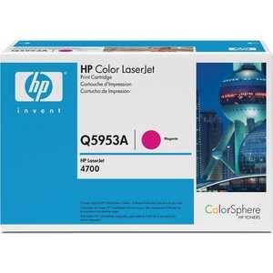 Картридж HP Q5953A картридж hp q5953a purple