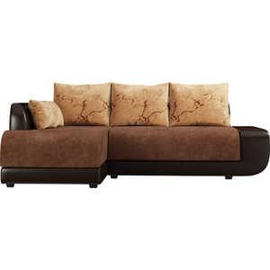Фотография товара диван угловой WOODCRAFT Нью-Йорк 14 левый (430481)