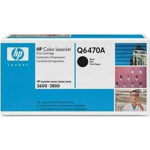 Картридж HP Q6470A hp q6470a black для color laserjet 3600 3800 6000стр