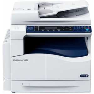 МФУ Xerox WorkCentre 5022D (5022D) ежедневник brauberg imperial a5 138x213mm bordo 123415
