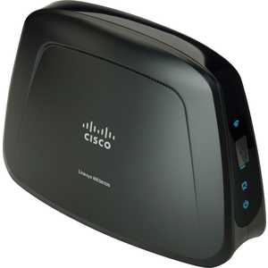 Маршрутизатор Linksys WES610N-EE