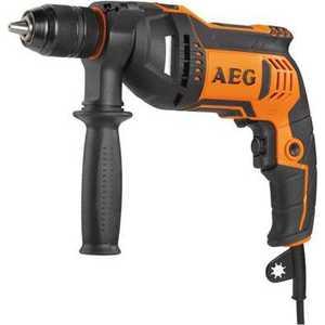 Дрель ударная AEG SBE 750 RE (442850) sbe 850