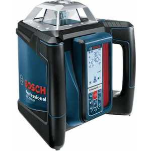 Нивелир лазерный ротационный Bosch GRL 500 H + LR 50 (0.601.061.A00) impulse
