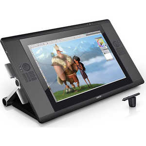 Графический планшет Wacom Interactive display Cintiq 22HD touch (DTH-2200)