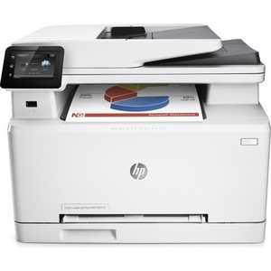 МФУ HP Color LaserJet Pro M277n (B3Q10A) hewlett packard hp color laserjet pro mfp m277n цветной лазерный мфу