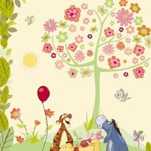 Фотообои Disney Edition 1 Winnie the Pooh (1-409)