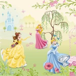 Фотообои Disney Edition 1 Princess Garden 184 х 127см. фотообои disney edition 1 planes dusty and friends 184 х 254см