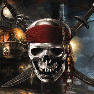 Фотообои Disney Edition 1 Pirates of the Caribbean (1-420)