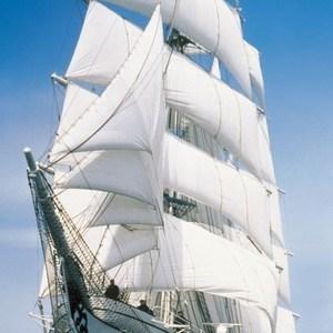 Фотообои Komar Sailing Boat 86 х 220см. (2-1017) фотообои komar золотая ночь 2 54 х 1 84 м