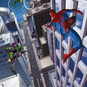 Фотообои MARVEL Spider-man 4-панельные (4-433)