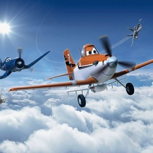 Фотообои Disney Edition 1 Planes Above the Clouds 368 х 254см. окт табурет planes 8715