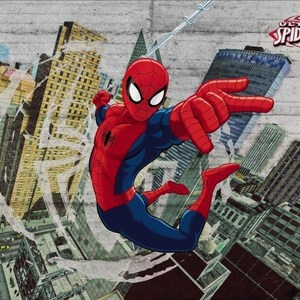 Фотообои MARVEL Spider-Man Concrete 368 х 254см. фотообои marvel spider man ultimate 1 84х1 27 м