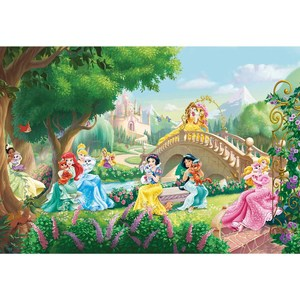 Фотообои Disney Edition 1 Princess Palace Pets 368 х 254см. все цены