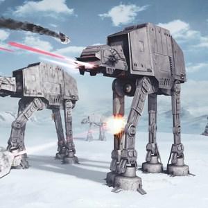 Фотообои Komar STAR WARS Battle of Hoth 368 х 254см. (8-481) фотообои star wars star wars blueprints 3 68х2 54 м