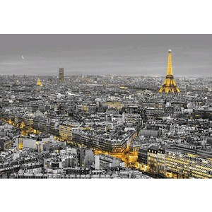 Фотообои Komar Paris Lights 368 х 254см. (8-960)