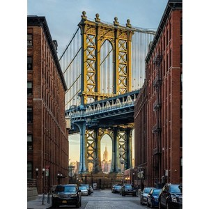Фотообои Komar Brooklyn 184 х 248см. (XXL2-013) фотообои komar brooklyn bridge 3 68х1 24 м xxl2 320