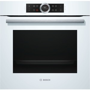 все цены на  Электрический духовой шкаф Bosch HBG 672BW1F  онлайн