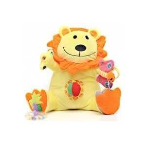 Фотография товара развивающая игрушка BibaTois Важный Лев JF703 (433891)