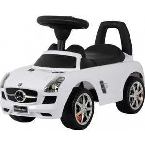 Каталка Chilok BO Машинка Мерс белый 332