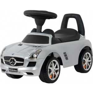 Каталка Chilok BO Каталка Машинка Мерс серебристый металлик (Серый) 332P