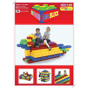 Конструктор Edu Play Edu Farm Big Bloc EB-3048