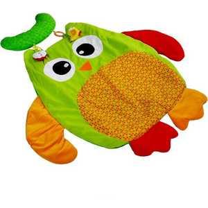 Развивающий игровой коврик I-Baby Сова с подушкой B-14139 развивающие игрушки i baby сова на мяче