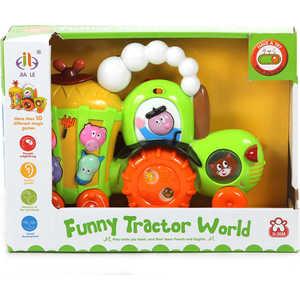 Развивающая игрушка Jia Le Toys Веселый Фермер 598 зеркало косметическое mei le jia с 36 лампочками