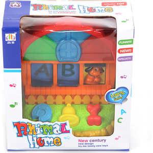 Развивающая игрушка Jia Le Toys Кто в домике живет? 393