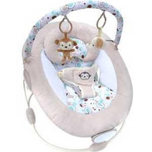Качели, кресла-качалки и шезлонги LA-DI-DA Счастливые обезьянки BR00010-5 шезлонги качели манежи happy baby