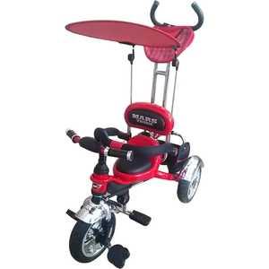 Велосипед трехколесный Mars Trike (KR01) air whels красный