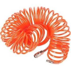 Шланг спиральный PATRIOT 8х6мм 8м 10бар быстросъемный PU 8