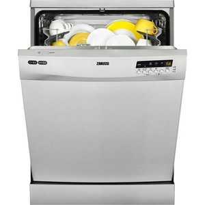 Посудомоечная машина Zanussi ZDF 92600 XA посудомоечная машина zanussi zdt92400fa серебристый