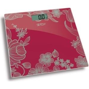 Весы Sinbo SBS-4429, красный весы sinbo sbs 4414