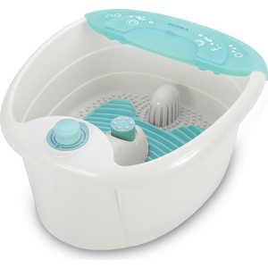 Гидромассажная ванночка Supra FMS-102, белый/зеленый