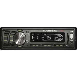 Автомагнитола Soundmax SM-CCR3049F автомагнитола cd mp3 soundmax sm cdm1065