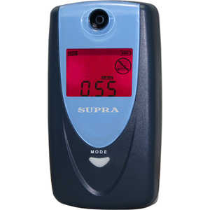 Фотография товара алкотестер Supra ATS-250 blue (434830)
