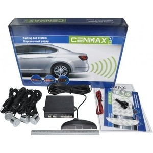 Парктроник Cenmax РS-4.1 black cenmax ps 6 2 silver