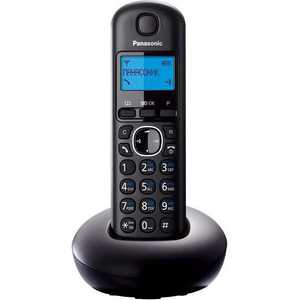 Радиотелефон Panasonic KX-TGB210RUB телефон беспроводной dect panasonic kx tgb210rub black