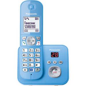 Радиотелефон Panasonic KX-TG6821RUF радиотелефон panasonic kx tge110rub kx tge110rub