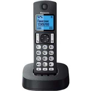 Радиотелефон Panasonic KX-TGC310RU1 радиотелефон panasonic kx tg8551 черный kx tg 8551 rub