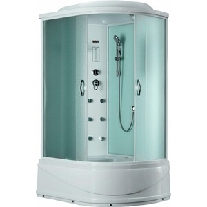 Душевая кабина Timo Eco TE-0720 L 120х80х215 см будильник спектр кварц 0720 с б
