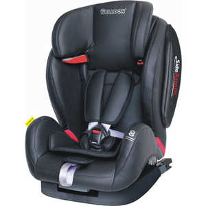Автокресло Welldon Encore Fit SideArmor and CuddleMe Iso-Fix Black BS07-TTBCE1(3701-2401)