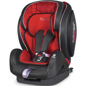 Автокресло Welldon Encore Fit SideArmor and CuddleMe Iso-Fix Traffic Red BS07-TTBCE2(4462A-2801-05) автокресло welldon encore fit sidearmor cuddleme isofix