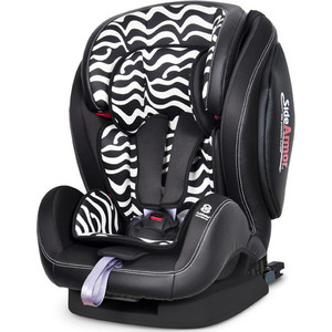 Автокресло Welldon Encore Fit SideArmor and CuddleMe Iso-Fix Zebra BS07-TTBCE1(2801-4461-2401) автокресло welldon encore fit sidearmor cuddleme isofix
