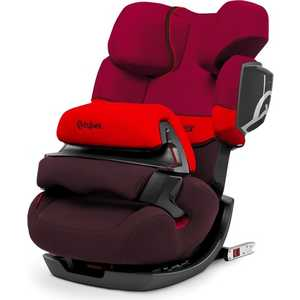 Автокресло Cybex Pallas 2-Fix Rumba Red 515111003