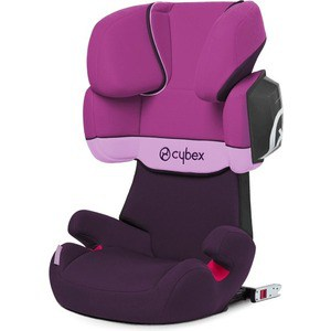Автокресло Cybex Solution X2-Fix Purple Rain 515117007