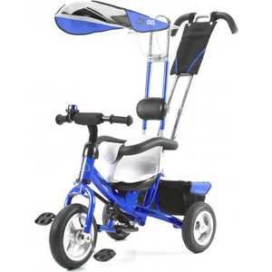 Велосипед 3-х колесный Vip Lex 903-2А blue (синий) VipLex 903-2А blue детский беговел vip lex viplex 706 оранжевый